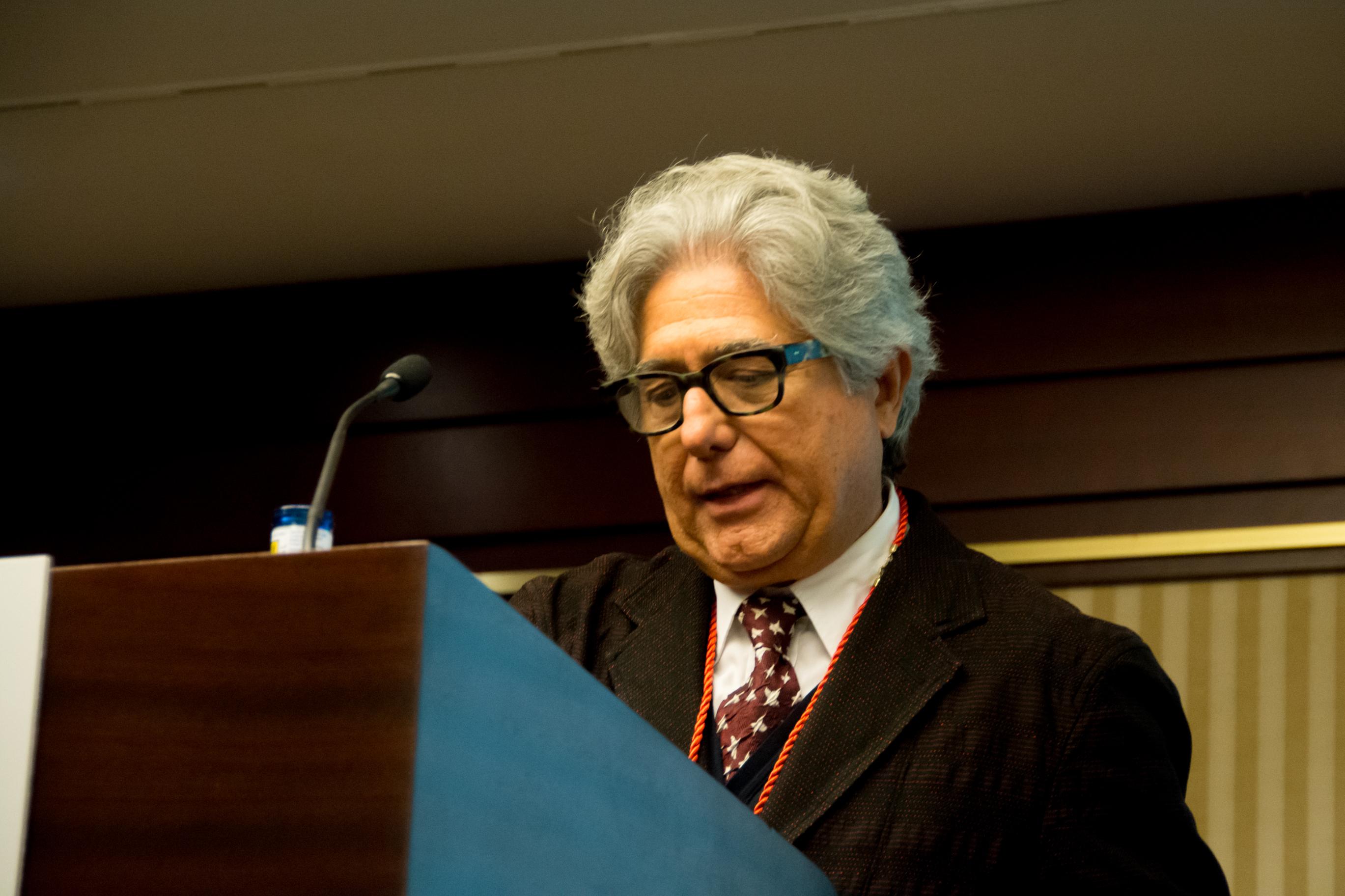 D. Antoni y Lorenzo Fluxà Rosselló, Medalla de Oro del Colegio de Economistas a la Trayectoria Empresarial 2015