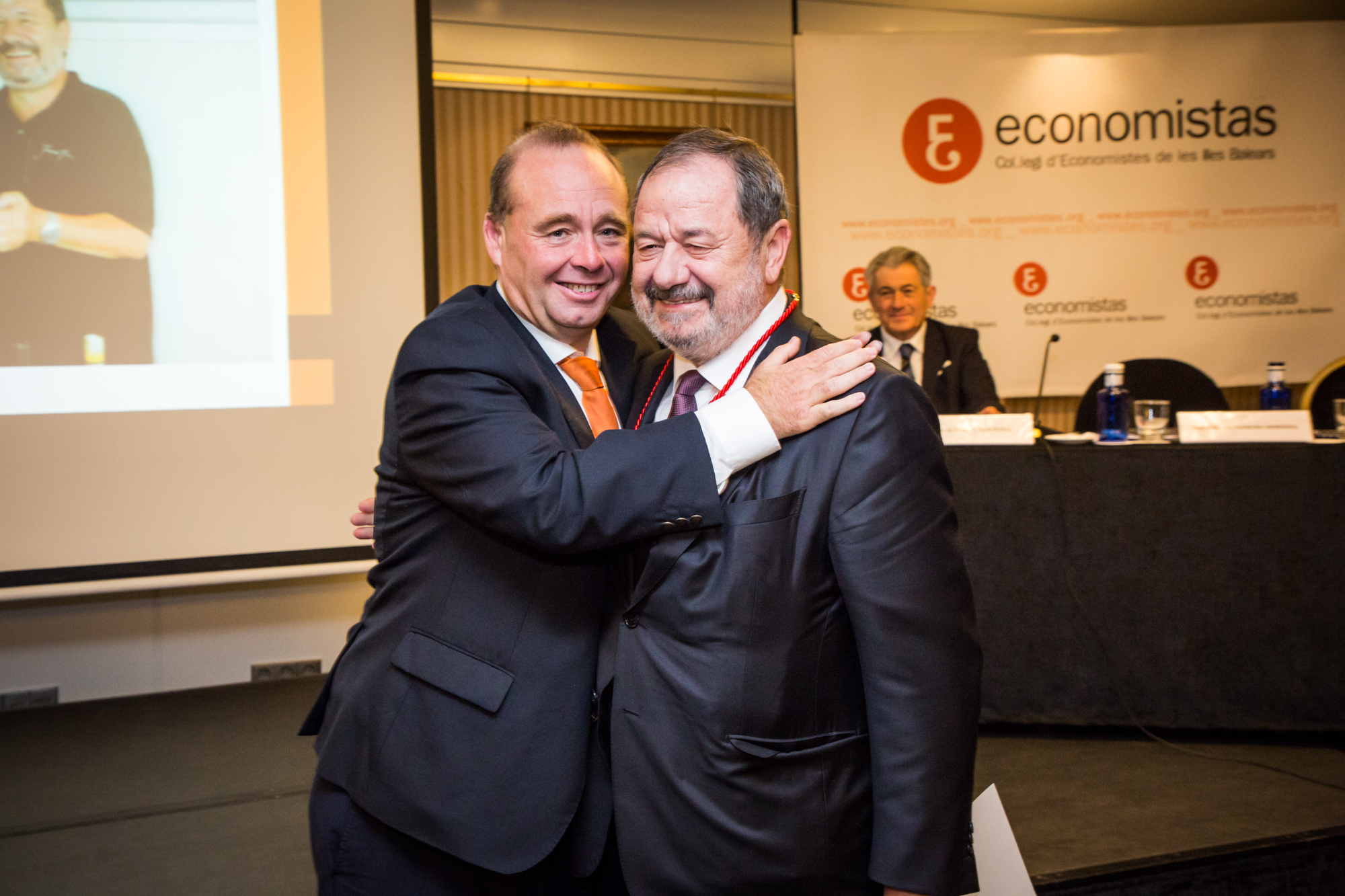 D. Vicente Rotger Rebassa, Medalla de Oro del Colegio de Economistas a la Trayectoria Empresarial 2017